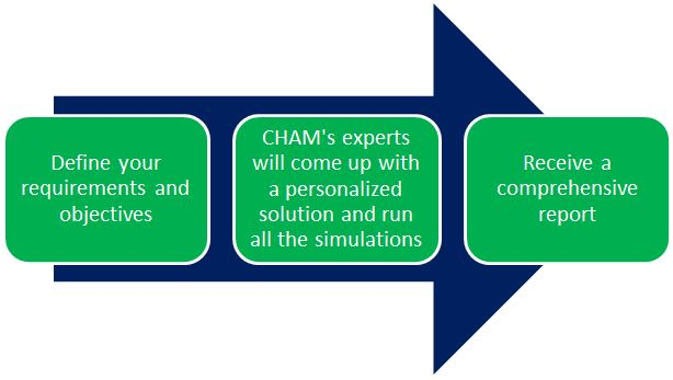 CHAM Consultancy Steps